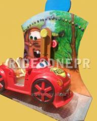 Карусель  «Rust - eze» механічний мобільний атракціон, призначений для розваг і активного відпочинку дітей молодшого та дошкільного віку