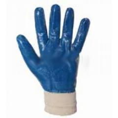 Gants en nitrile (bleus)