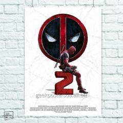 Дэдпул, Дедпул, Deadpool, плакат, постер