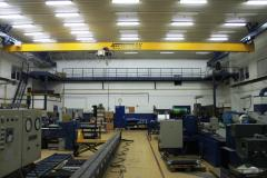 Beam crane one-frame suspended 1,0 t, 2,0t, 3,2t,