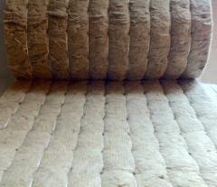 Bezobkladočnyj teploizolâcionnyj prošivnoj مات 50 mm (60 kg/m3)