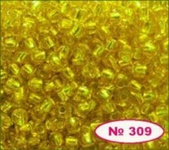 Бисер 10/0 № 87010 / 491 (блестящий с квадратной серединкой) (код: 10-491-87010)