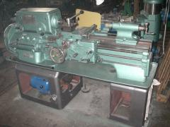 The turning screw cutter 1E61MT (D32/320x710) of