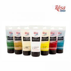 Краска акриловая ROSA Studio 75мл