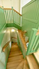 Лестницы любой сложности конструкций