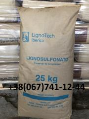 Sodium lignosulfonate (Spain)