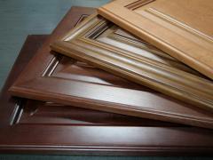 Мебельные фасады из древесных плит
