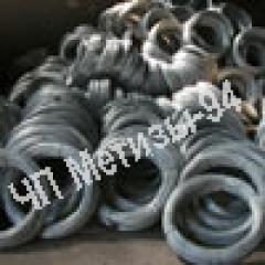 Genel kullanım tel 1,2 mm kalınlığında ısıl GOST 3282-74, düşük karbonlu tel, standart (OK)