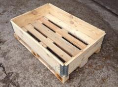 Board pallet for export 1200х1000; 1200х800.