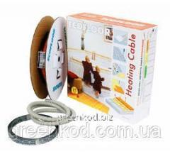 Нагревательный кабель двухжильный FENIX ADSV 18Вт/м, мощность 1200Вт (68,9м)