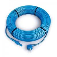 Фторопластовый кабель со встроенным термостатом ELTRACE(Франция) FS 10W/m 18