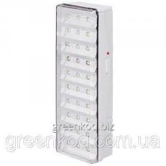 Lamp emergency UL-118 accumulator 24 LED,