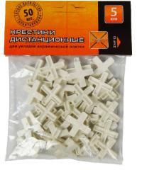 Набор дистанционных крестиков для плитки 4,...