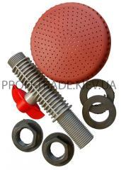 Душ комплект (пластик) ПТ-8977