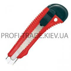 Нож прорезной усиленный с отломным лезвием - 18мм