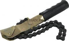 Ключ усилен. для съема фильтра - цепной 57-630
