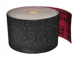Шлиф. шкурка на ткани Р120 рулон 200мм*50м