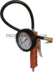 Пневмопистолет накачивания колес грузовых машин 81-530