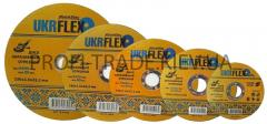 Диск 150*1.6*22,2мм отрезной по металлу BLACK STAR UKRflex (25шт) 12-15016