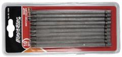 Биты Ph2x150 мм, TORSION, S2-сталь, 10шт, BlackStar 90-10200