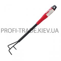 Культиватор огородный 370*70мм с пластиковой ручкой (36/1) FT-0016