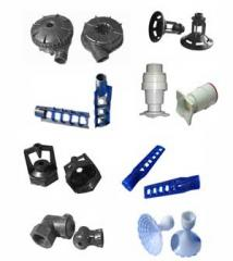 Nozzles - accessories to coolers