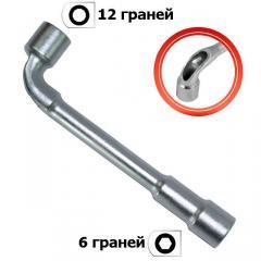 Ключ торцевой с отверстием L-образный 6мм...