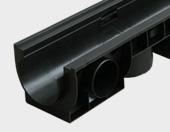 Пластиковые водоотводы Серия Standard 100 H120