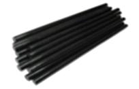 Комплект черных клеевых стержней 11,2*200мм, 12шт HOUSE TOOLS 42B173