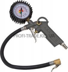 Пневмопистолет для накачивания колес 0-10атм 81-520