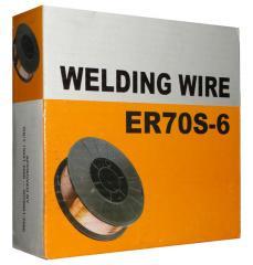 Проволока сварочная Welding Wire 0.8 мм 5 кг ER70-S 08-5