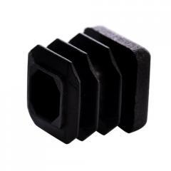 Заглушка для профильной трубы 20х20 мм плоская