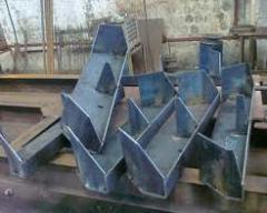 Steps metal
