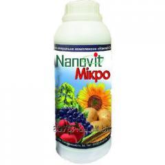 Водорозчине добриво NANOVIT Мікро