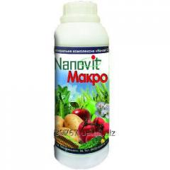 Водорозчине добриво NANOVIT Макро