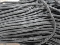 Канат/шнурок 4мм серый