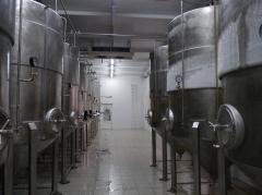 Department of end fermentation of TsKBA