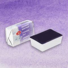 Краска акварельная, Ультрамарин фиолетовый, 2,5мл, Белые Ночи 50511613
