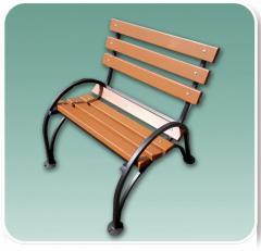 Кресло садовое №4