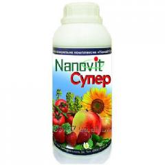 Водорозчине добриво NANOVIT Супер
