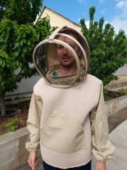 Jacket of the beekeeper of LUX