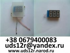 Thermometer electronic TD, from-55 to +125