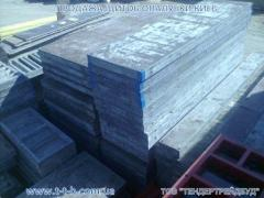 Sale of form panels from 500 UAH/sq.m Kiev