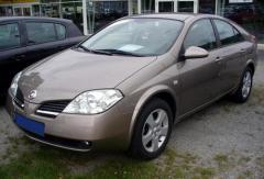 Разборка Nissan Primera P12 (2002 до 2008) б/у купить оригинальные запчасти шрот злом ниссан примера розборка запчастини