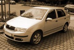 Разборка Skoda Fabia Mk1 (1999 до 2007) купить оригинальные б/у запчасти шрот злом Шкода Фабия запчастини авторазборка розбірка