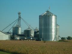 Elevators for Sioux Steel grain