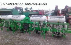 Seeder propashny Agrolead 8