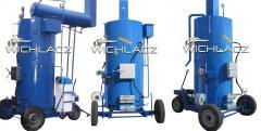 Wichlacz WE economizers, utilizer of heat of