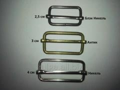 Frame of metal 2,5 cm, with a partition