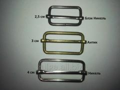 Рамка металлическая 4 см,  с перегородкой